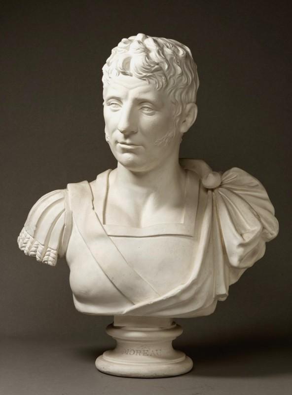 генерал Моро римским скульптором Кристофоро  Проспери