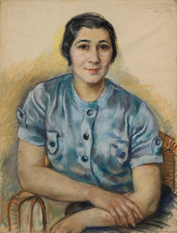 З. Серебрякова1
