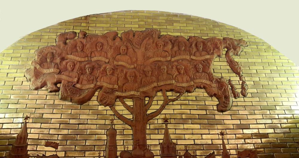 Боровицкая Дерево народов