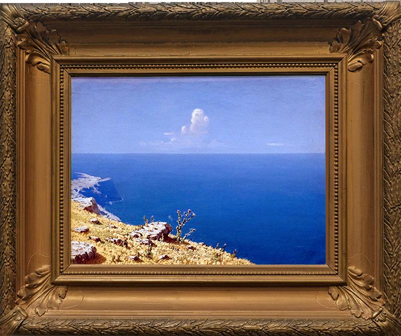 Море. Крым, 1890-е