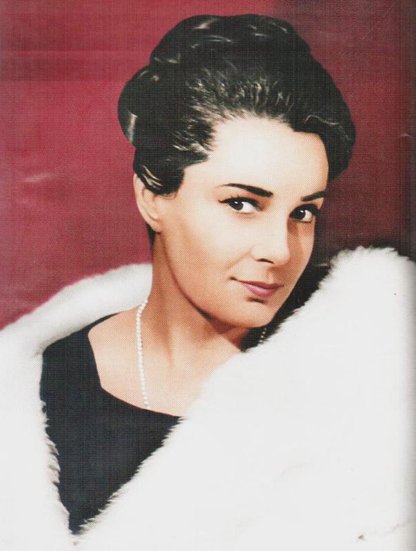 Э. Быстрицкая
