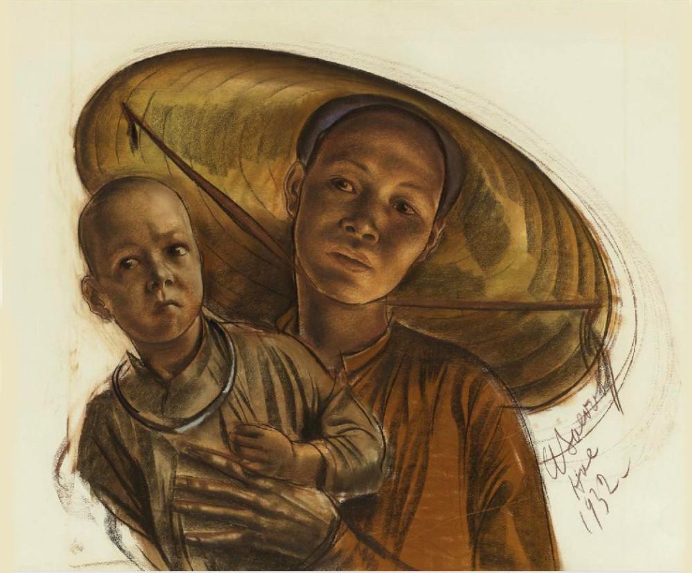 Мать и Дитя, 1932 год
