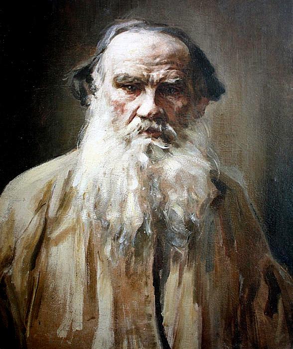 П.П. Беньков. Лев Николаевич Толстой