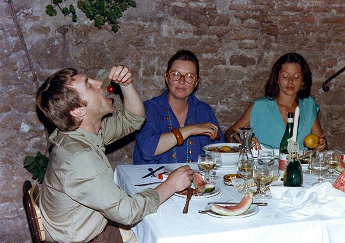 Рим июль 1979 г. из архива марка Цыбульского