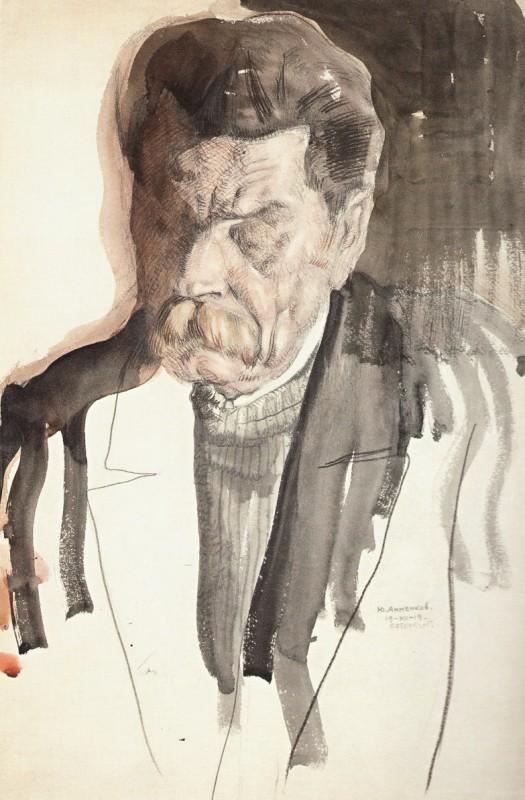 Юрий Анненков Картинки с выставки. Часть 3: pro100_mica — LiveJournal