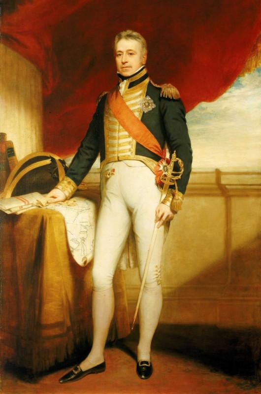 1820 Сэр Уильям Бичи