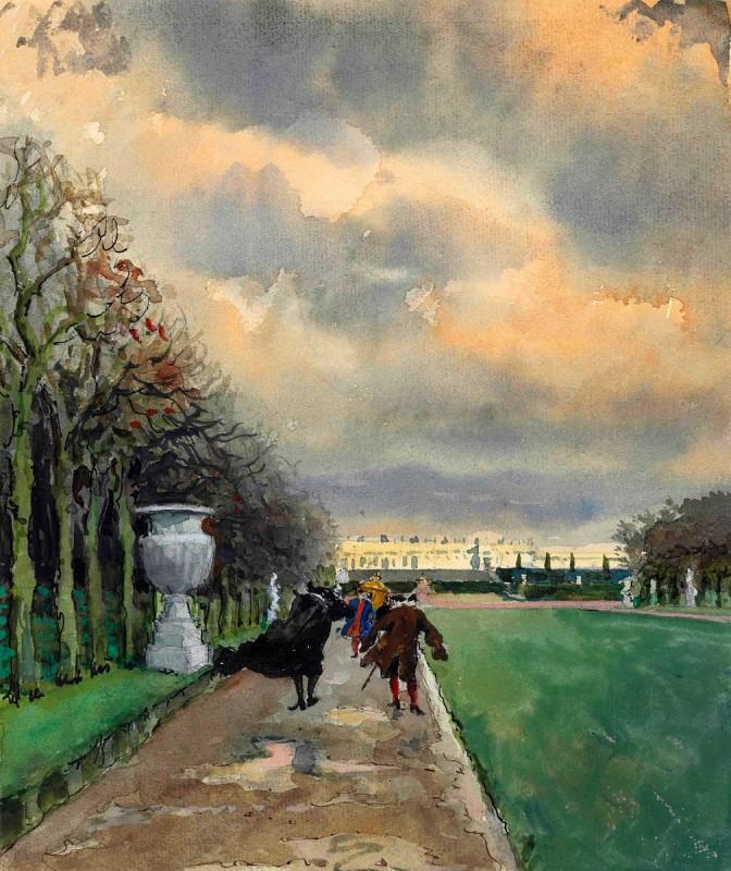 В Версале