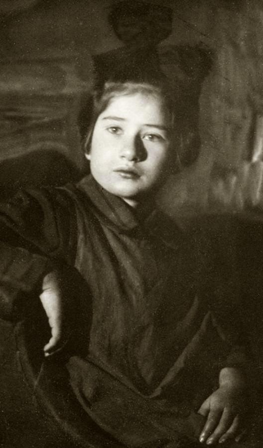 Листая дневники. Июнь 1927 года