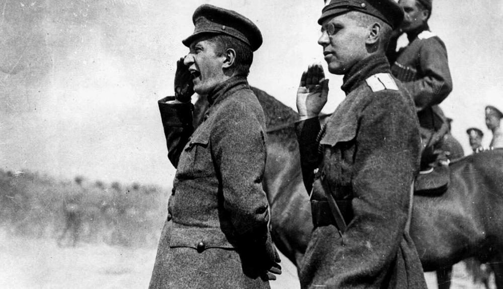 Наступление Керенского или июньское наступление. fd