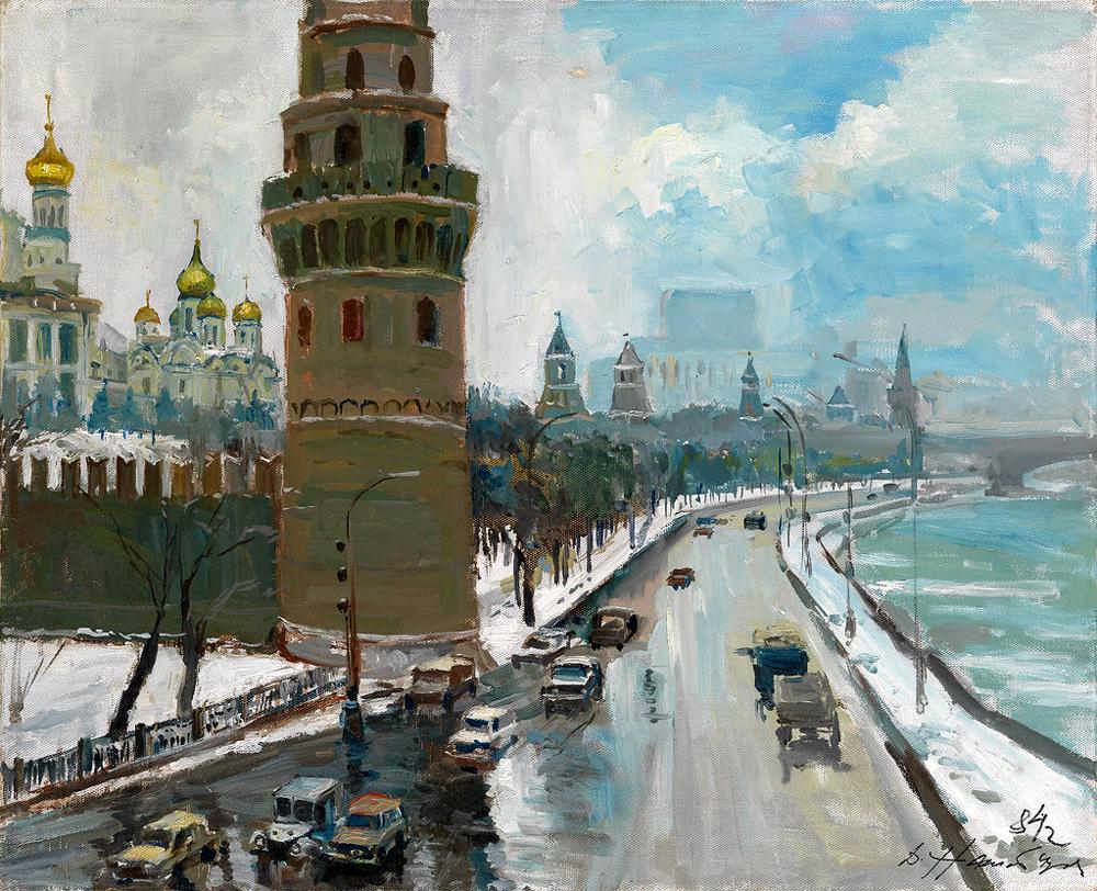 Налбандян. Кремль. 1984