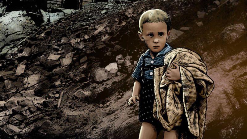 Детские истории войны