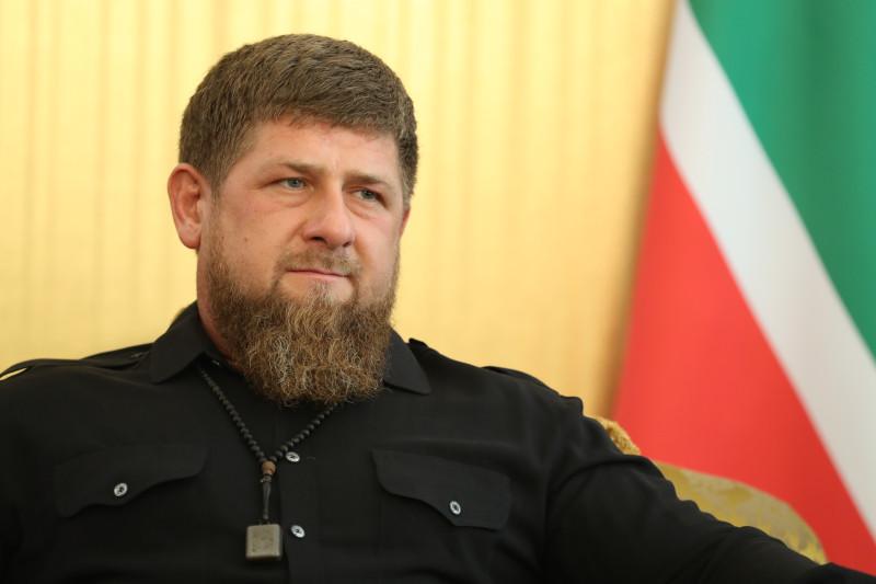 Глава Чечни Рамзан Кадыров. Фото: chechnya.gov.ru/