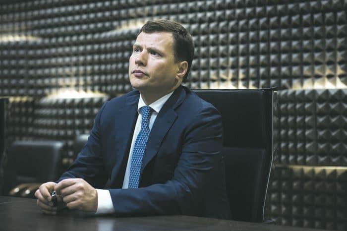 Новый глава РосНАНО Сергей КУЛИКОВ