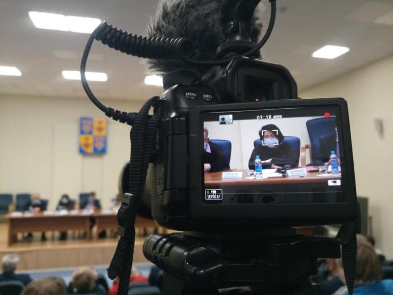 Пресс-конференция по вопросам экологии г.о. Тольятти