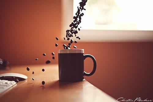 кофе-зерно
