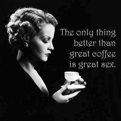 кофе-секс