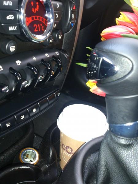 кофе в пути