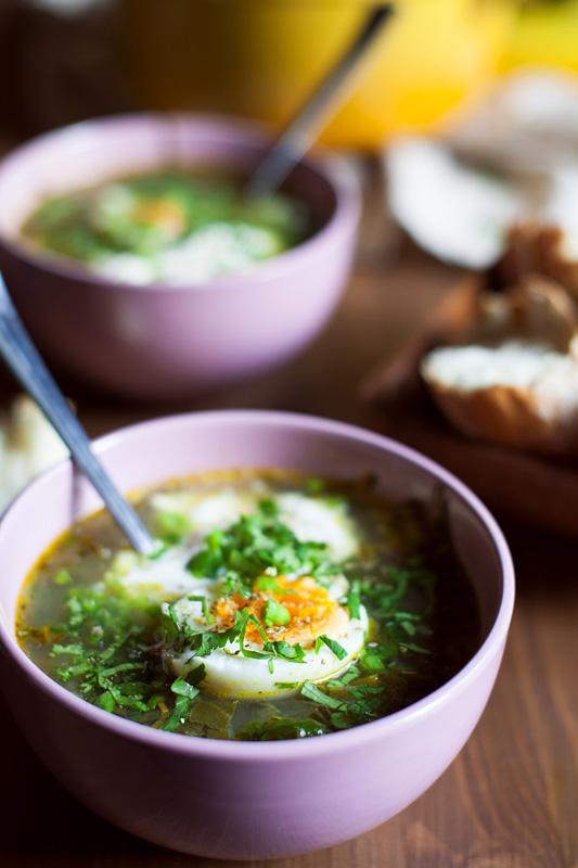 Щавель рецепты суп