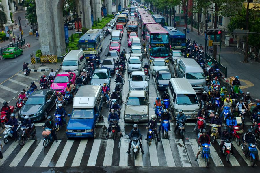 Мотоциклистам дадут новые преференции на дорогах!