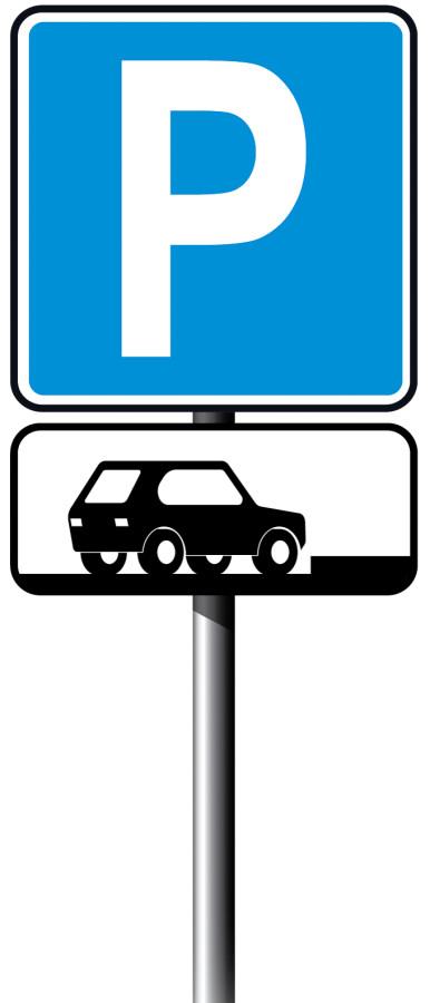 В России может появиться дорожный знак Елочка