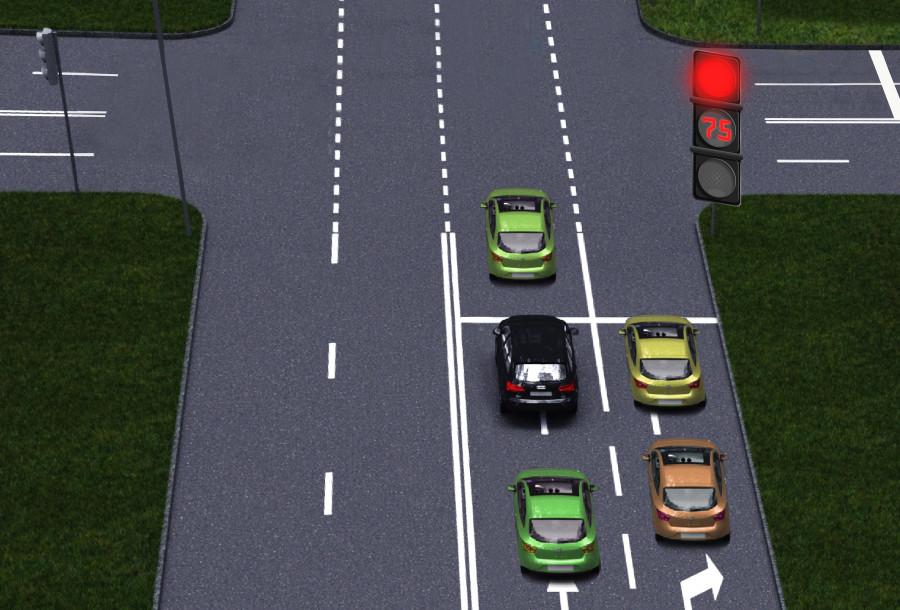 Как надо настраивать светофоры