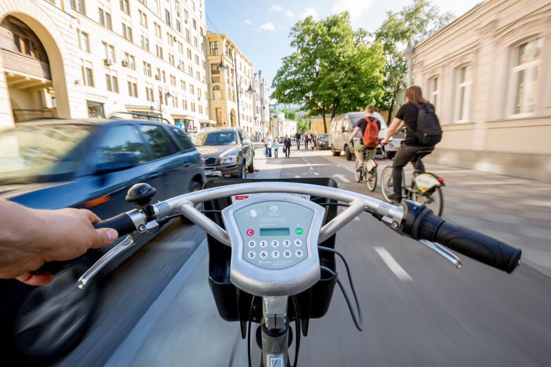 В Москве открывается последний велосезон