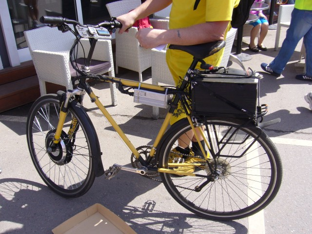 Квадроцикл из мотоблока своими руками