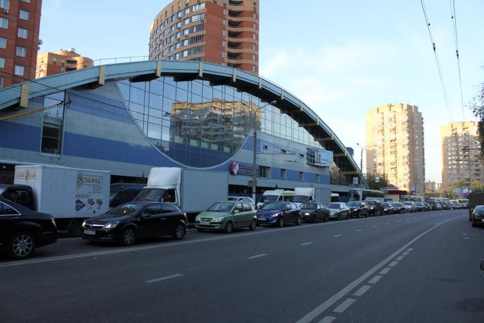 Проезд под Ленинградкой