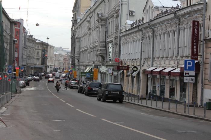 Халява кончилась: введены платные парковки _petrov