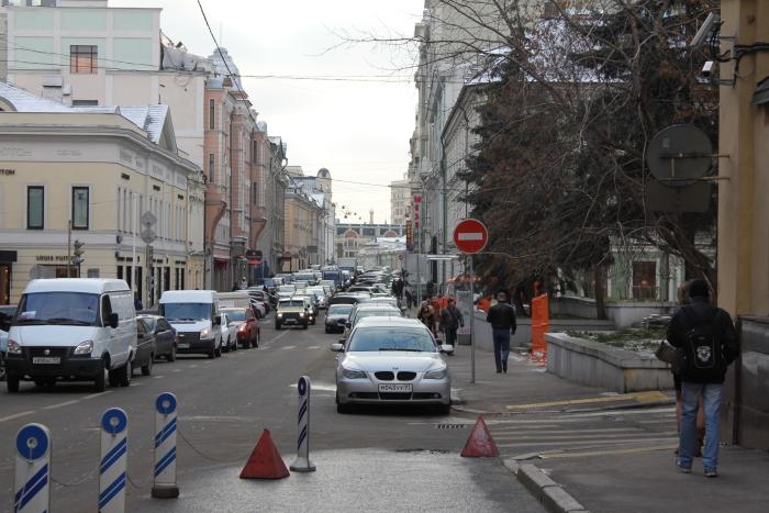 Халява кончилась: введены платные парковки dmitr