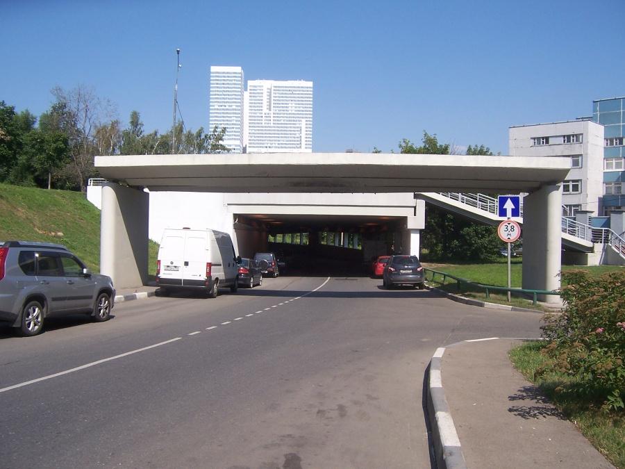 2 чертановский тоннель