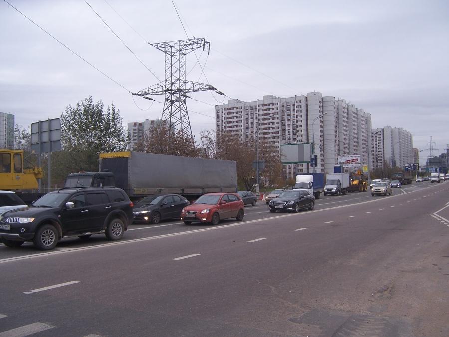 7 Варшавское - Балаклавский