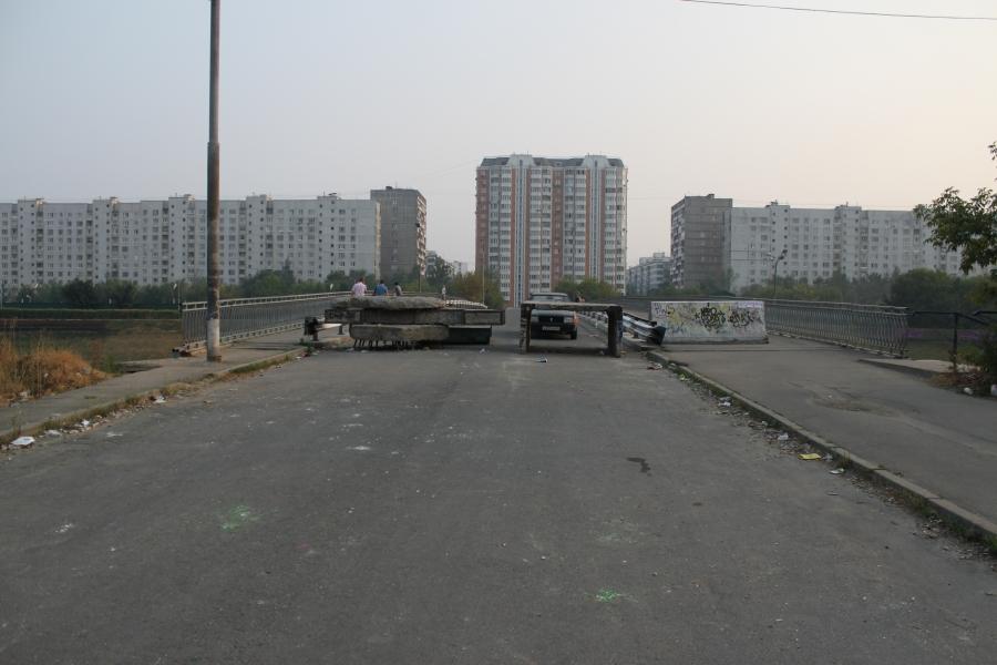 Путепровод у Корнейчука - 1 (2)