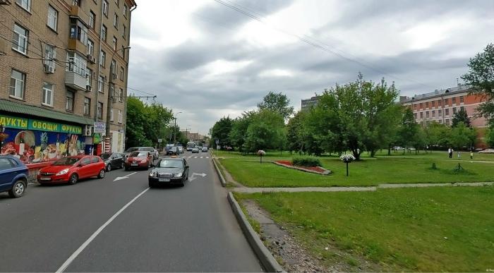 участка Б. Академической