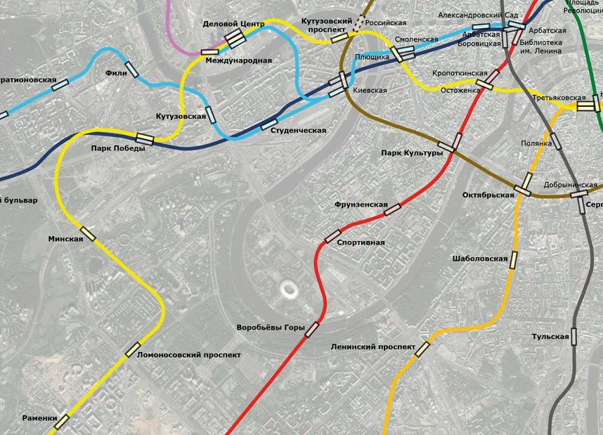 Калининско солнцевская линия метро придет в новую москву в 2018