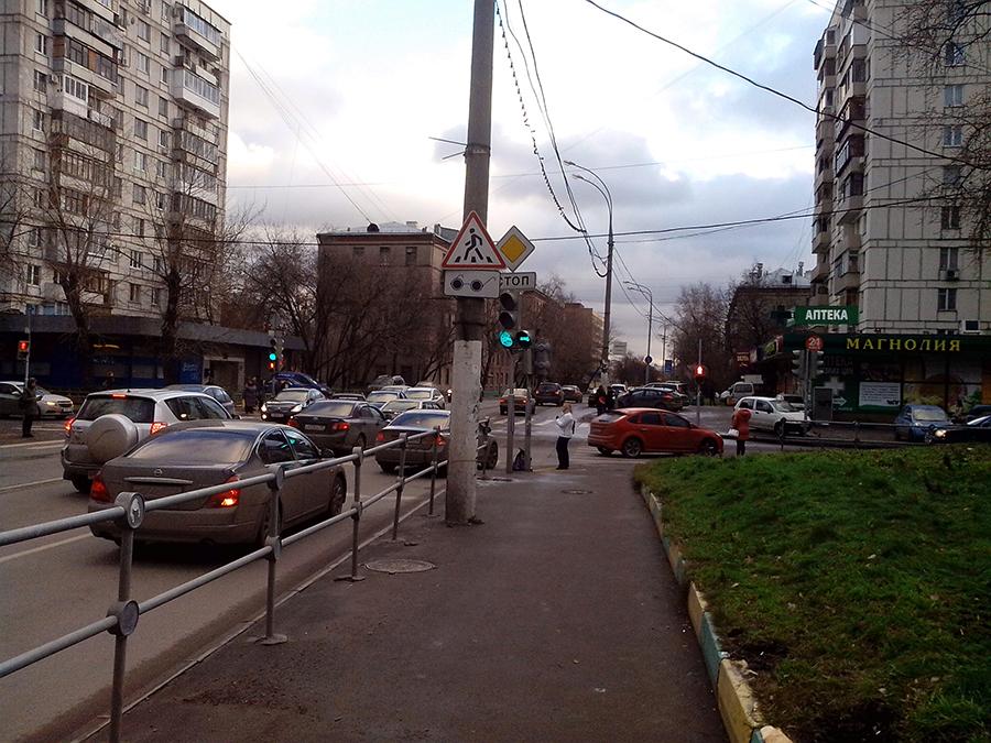 Хуторская-Башиловская