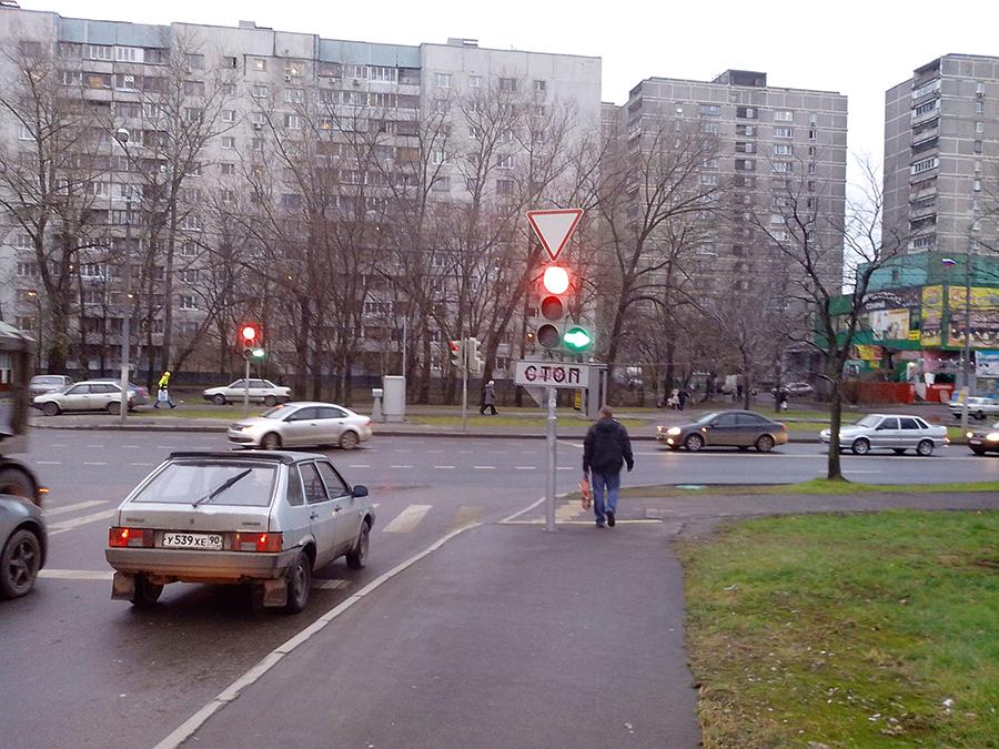 Дубнинская - пр. пр. 5267