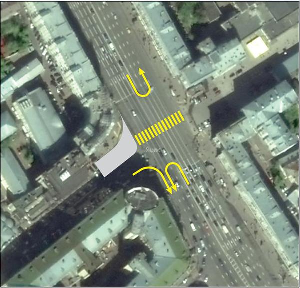 каким знаком наземным пешеходным переходом