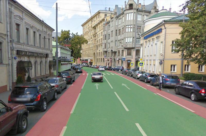 реконструкция улицы островитянова схема