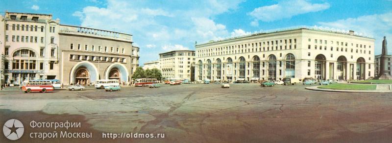 Давнишний вестибюль Лубянки