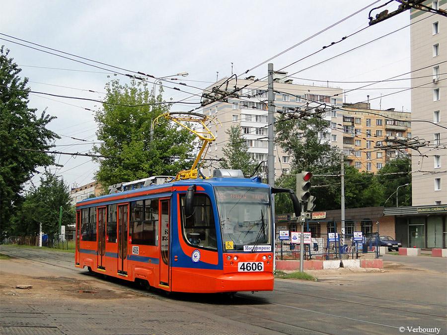 Вагон УКВЗ-623 на маршруте №35
