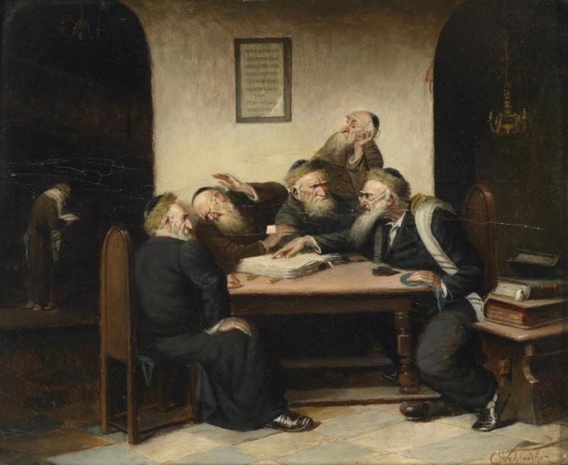 Carl_Schleicher_Eine_Streitfrage_aus_dem_Talmud