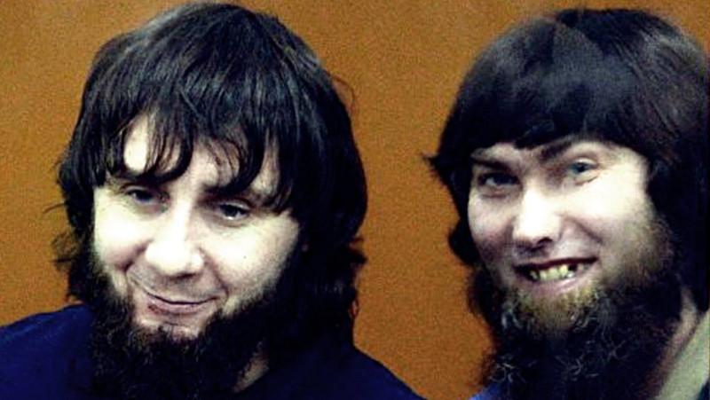Заур Дадаев и Анзор Губашев
