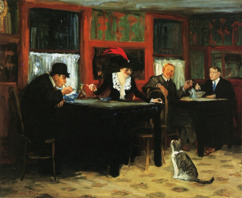 John French Sloan (1871 – 1951)