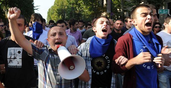Georgia-protests