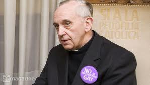 Bergoglio mages