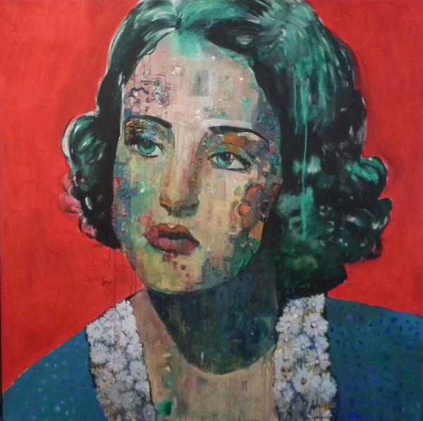 Aula Al Ayoubi _ paintings _ Syria _ artodyssey (4)