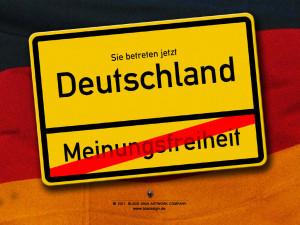 Deutschland-Meinungsfreiheit