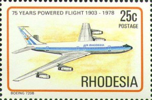 air rhodesia 720b
