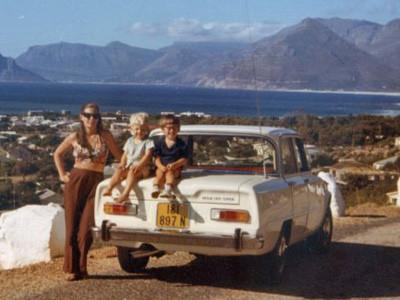 Rhodesian built, Alfa Romeo Giulia 1300 Super - Howard Neil